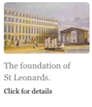 The foundations of St Leonards