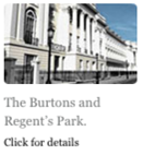 The Burtons and Regent's Park