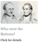 Who were the Burtons?